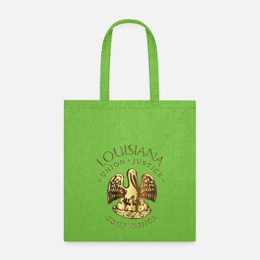 Seal Louisiana - Tote Bag
