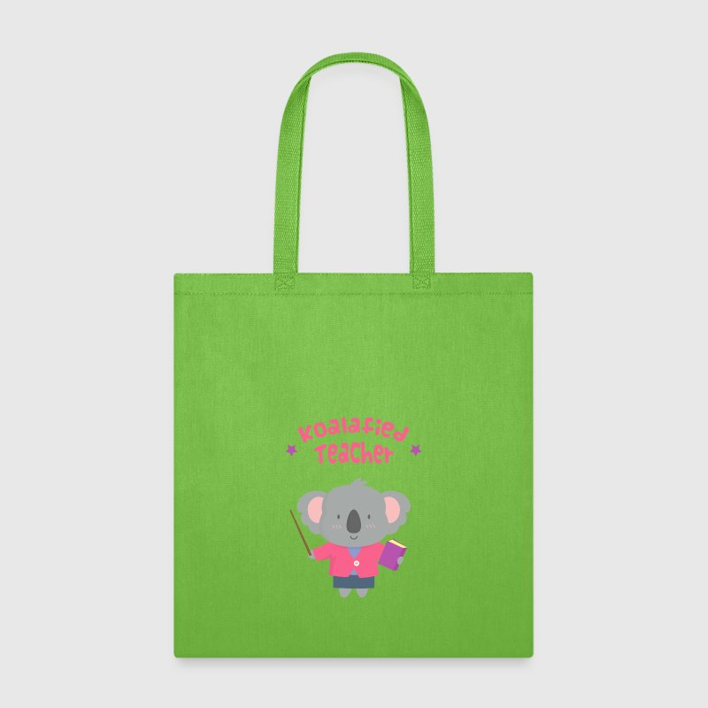 Cute Koala Bear Teacher - Tote Bag