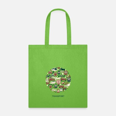Transport transport - Tote Bag