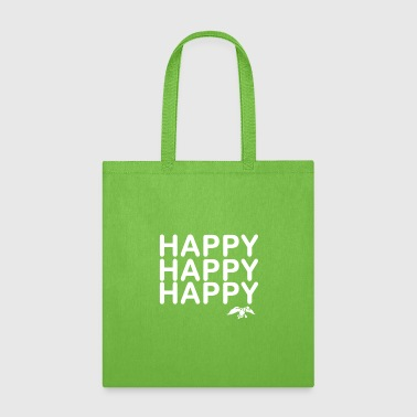 Happy Happy Happy Duck - Tote Bag