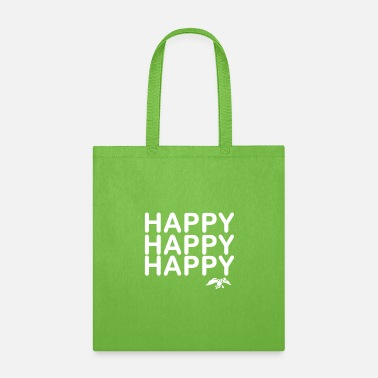 Happiness Happy Happy Happy Duck - Tote Bag