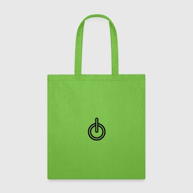 Turn TURN ON - Tote Bag