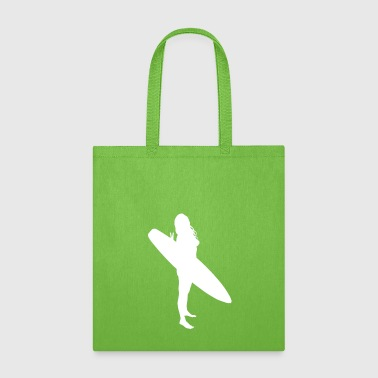 Surfer-girl SURFER GIRL - Tote Bag
