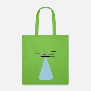 Ufo Flying Object Area 3c - Tote Bag