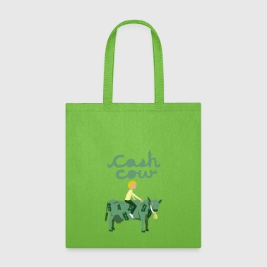 cash cow - Tote Bag