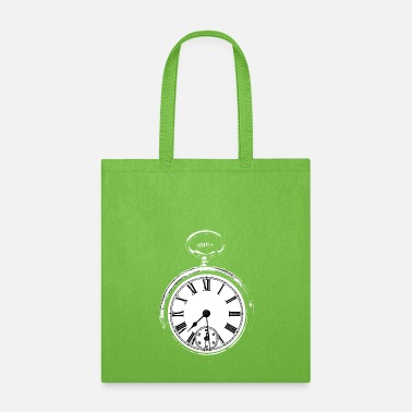 Clock Clock - Tote Bag