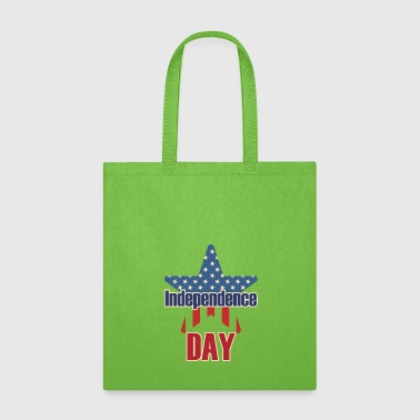 Independence day 4th july USA - Tote Bag