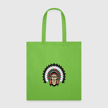 indians indian geronimo apache lakota - Tote Bag