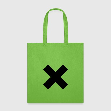 Mark Something The X mark - Tote Bag