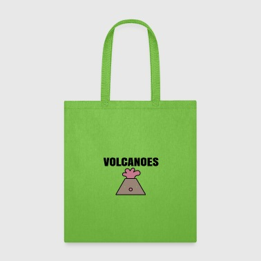 VOLCANOES - Tote Bag