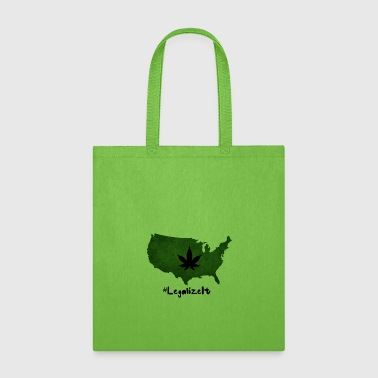 #LegalizeIt - Tote Bag