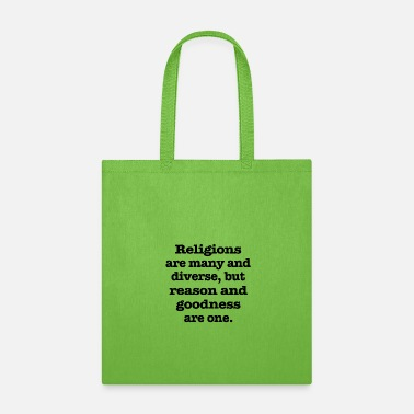 Religion Religions - Tote Bag
