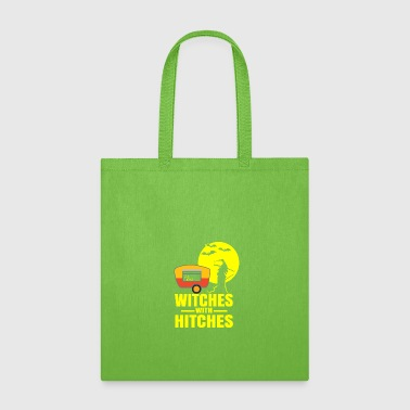 Nerd Witches WIth Hitches - Tote Bag