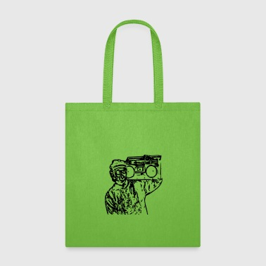 Oldschool - Tote Bag