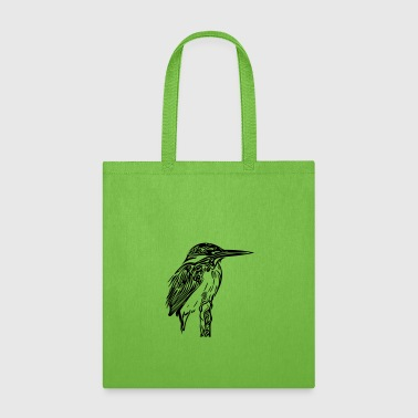 Kingfisher - Tote Bag