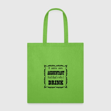 Accountant - Tote Bag