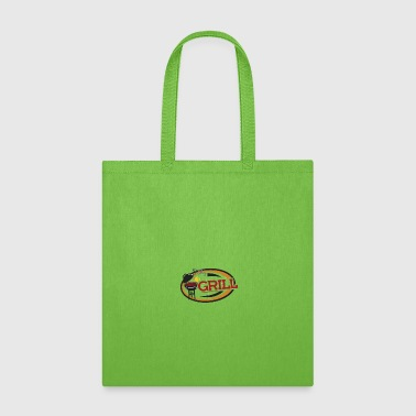 GRILL - Tote Bag