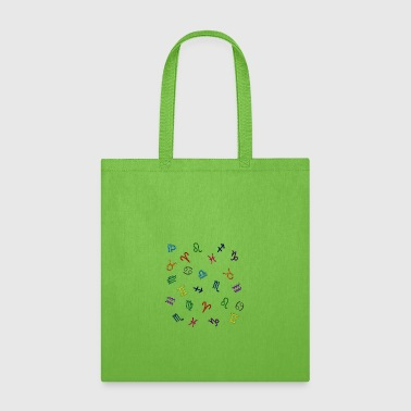 astrology - Tote Bag