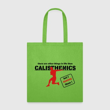 Calisthenics for life! - Tote Bag