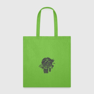 Basketball MVP Gift Playing Basketball Team - Tote Bag