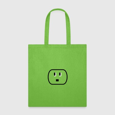 power socket (2c) - Tote Bag