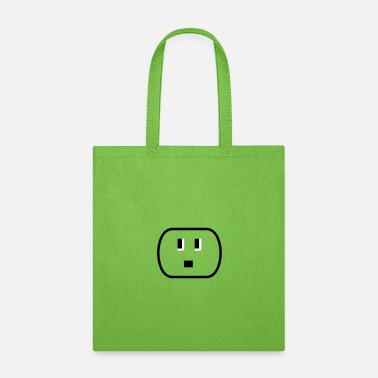 Socket power socket (2c) - Tote Bag