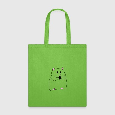 Rodent Hamster animal rodent gift - Tote Bag