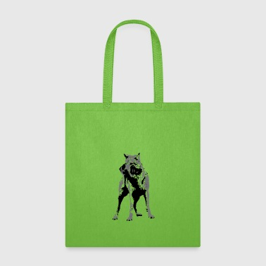 Sporty Wolf - Tote Bag