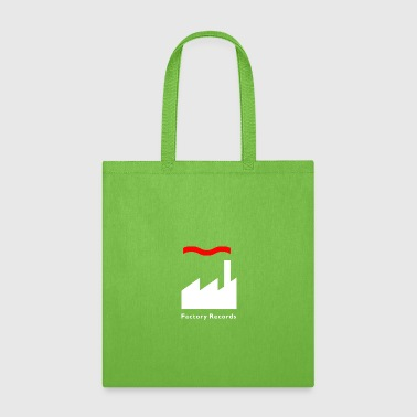 Record Champion Factory Records Retro Record Label Mens Music - Tote Bag