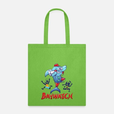 Baywatch Baywatch Shark - Tote Bag