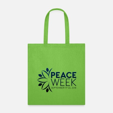 Week Peace Week - Tote Bag