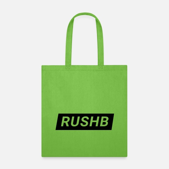 Cs Bags & Backpacks - Rush B - Tote Bag lime green