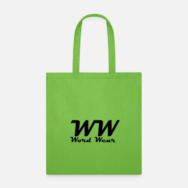 Wear Word Wear - Tote Bag