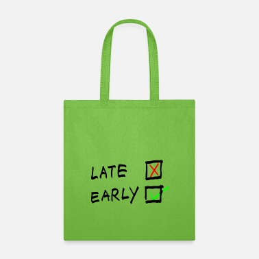 Stage Early Stage - Tote Bag