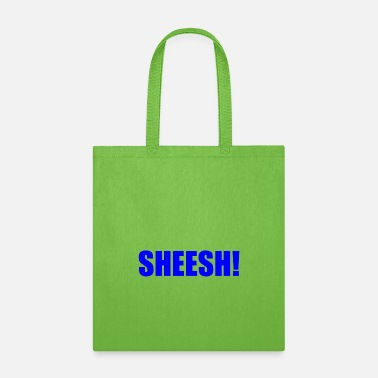 Sheesh (blue) - Tote Bag