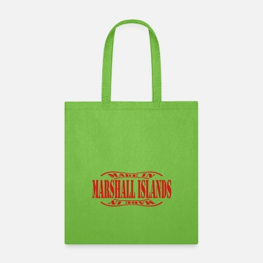 Marshall Islands made in marshall islands - Tote Bag