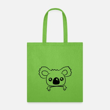 Babysitter cute baby koala bear cute small child young bag an - Tote Bag