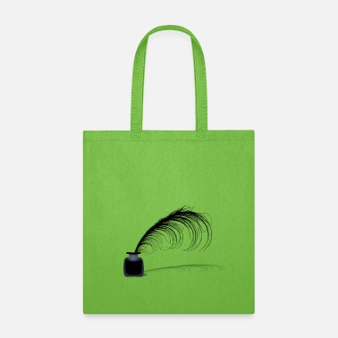 Schland pen and ink - Tote Bag