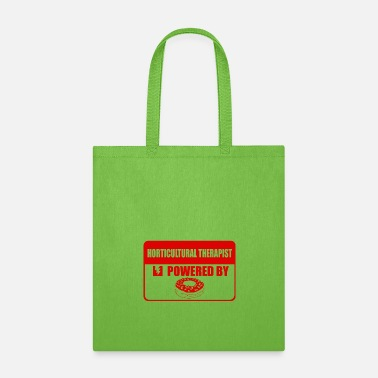 Physio Therapist Horticultural therapist - Tote Bag