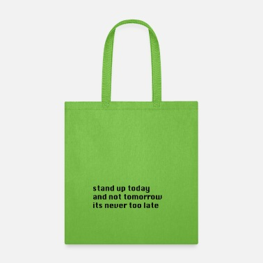 Save stand up - Tote Bag