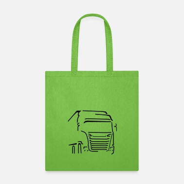 Vehicle Transport Vehicle - Tote Bag