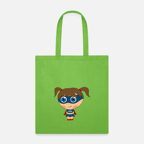 Mother Bags & Backpacks - Heroine Mom - Tote Bag lime green