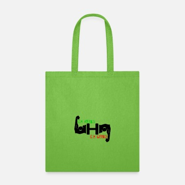 Workout Workout - Tote Bag