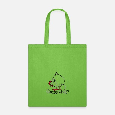 Potassium Cyanide Guess what - Tote Bag