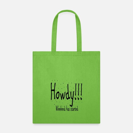 Usa Bags & Backpacks - Weekend - Tote Bag lime green