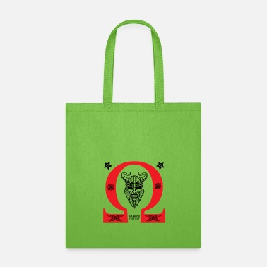 3d OHM WARRIOR - Tote Bag