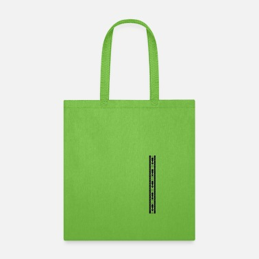 Exclamation Mark Question marks and exclamation marks - Tote Bag