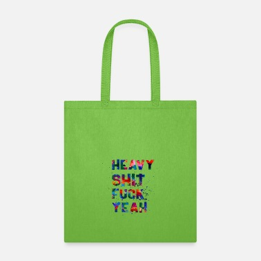 Heavy HEAVY - Tote Bag
