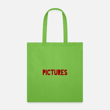 Picture Pictures - Tote Bag