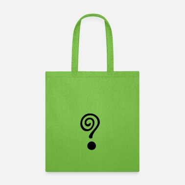 Question Mark Question Mark - Tote Bag
